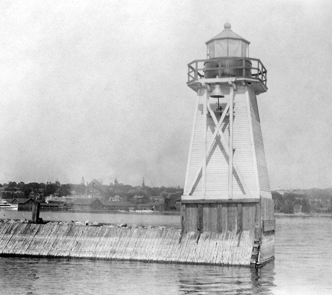 Lighthouses Of The U.S.: Vermont