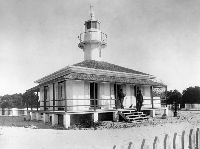 Cedar Keys (Seahorse Key) Lighthouse, Florida at Lighthousefriends.com
