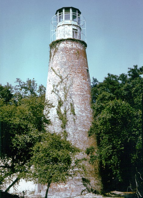 little cumberland island lighthouse  georgia at