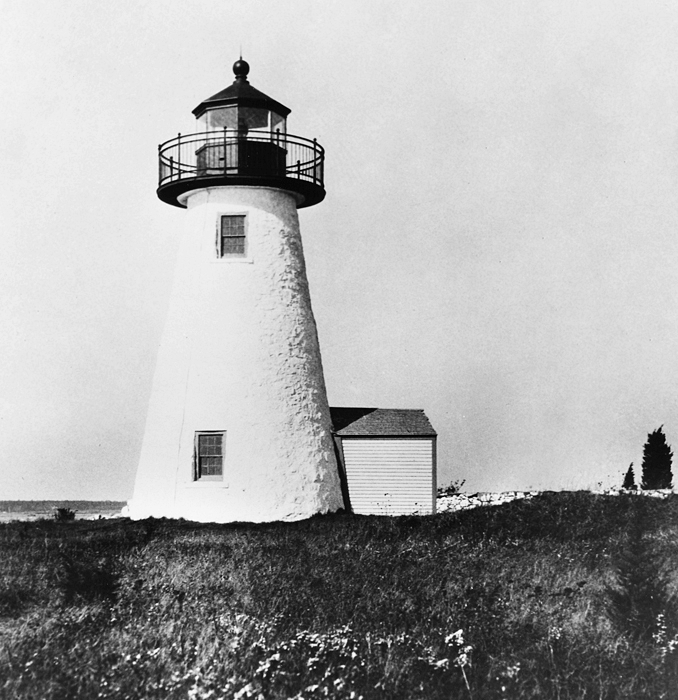 Neds point lighthouse massachusetts at lighthousefriends whitewashed stone lighthouse being put up for sale to the lowest bidder so as not to be underbid james stowell of mattapoisett quickly sent in his sciox Choice Image