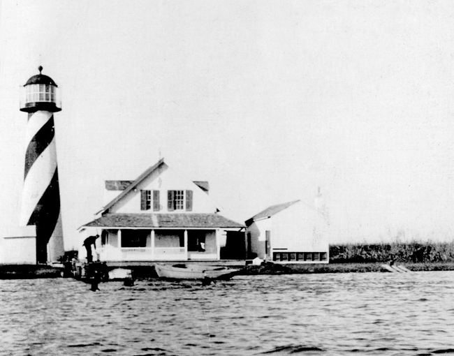 lighthouse ship management