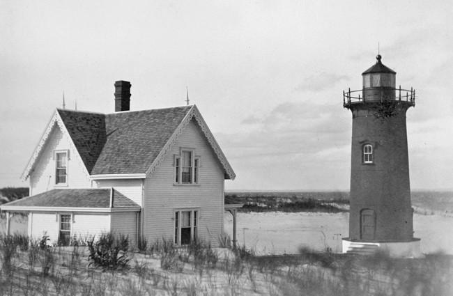 Sandy Hook Lighthouse New Jersey At Lighthousefriends Com
