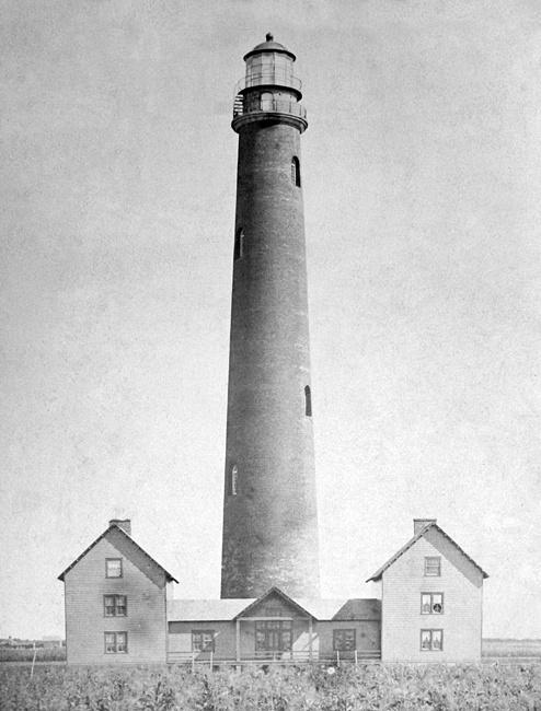 Shinnecock Lighthouse, New York At Lighthousefriends.com