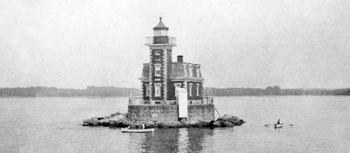 stepping stones lighthouse  new york at lighthousefriends com