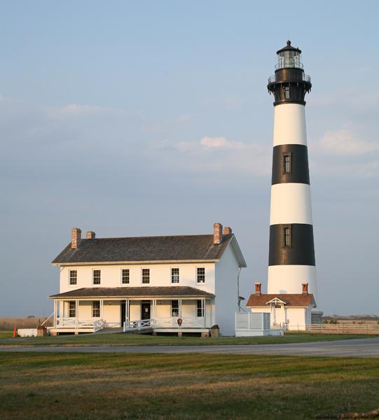 Westlight House: Bodie Island Lighthouse, North Carolina At
