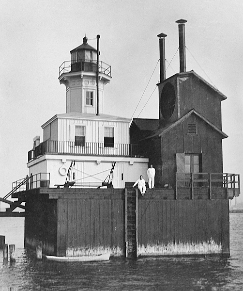 Buffalo Harbor Lighthouse, New York At Lighthousefriends.com
