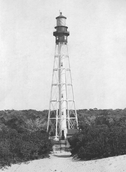 Cape Fear Lighthouse North Carolina At Lighthousefriends Com