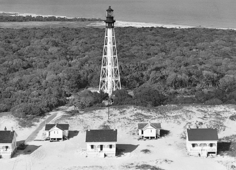 Cape Fear Lighthouse North Carolina At Lighthousefriends Com