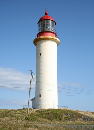 Cape Race Lighthouse, Newfoundland Canada at ...