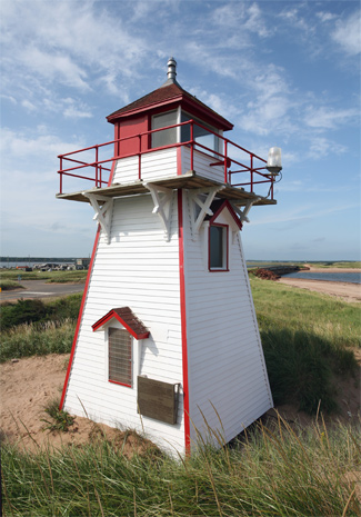 covehead harbour lighthouse prince edward island canada