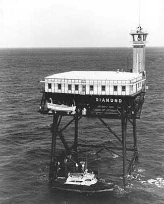 Diamond Shoals Lighthouse North Carolina At