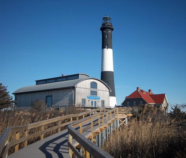 Fire Island Lighthouse, New York At Lighthousefriends.com