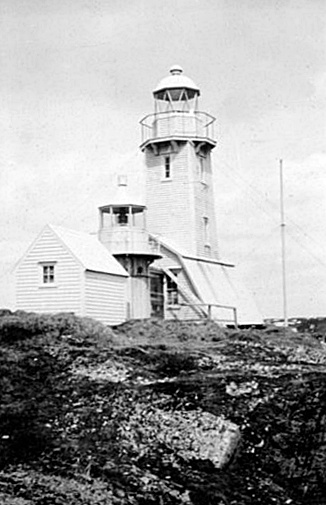 fort point  admiral u2019s point  lighthouse  newfoundland