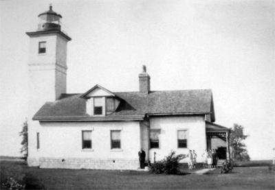 Horseisland Historic on Lake George Island Map