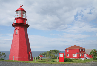 La Martre Lighthouse Quebec Canada At Lighthousefriends Com