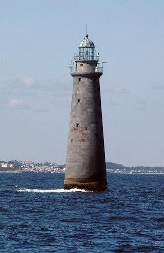 Minots ledge lighthouse massachusetts at lighthousefriends photo gallery sciox Choice Image