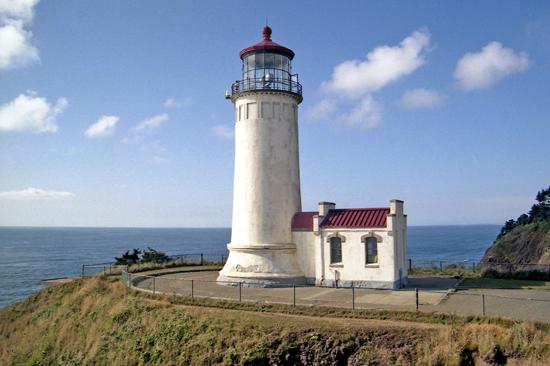 North Head Lighthouse Washington At Lighthousefriends Com