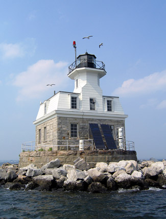 Penfield Reef Lighthouse Connecticut At Lighthousefriends
