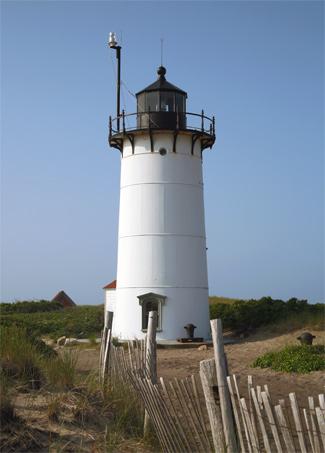 Race Point Lighthouse Massachusetts At Lighthousefriends Com